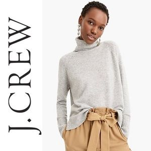 EUC {J. CREW} Super Soft Wool Turtleneck Sweater
